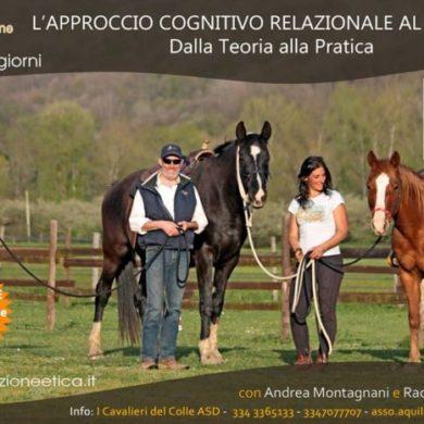 Stage L'approccio cognitivo relazionale al cavallo